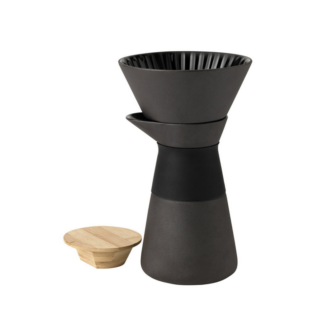 "Theo ""Slow brew"" Coffee Brewer, Black"