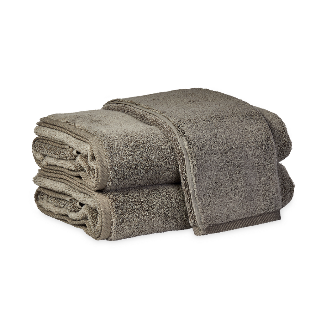 Milagro Towel Collection, Steel