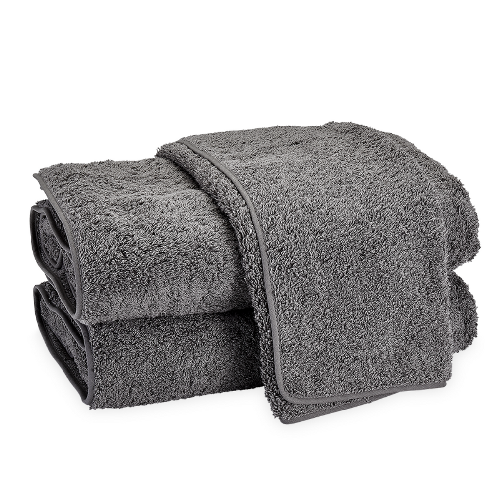 Cairo Towel Collection, Charcoal