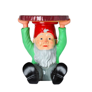 Attila Gnome Table/Stool