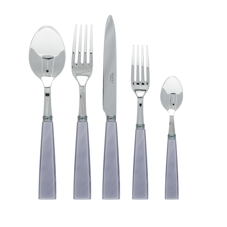 Icône 5 PCS Place Setting, Dark Grey