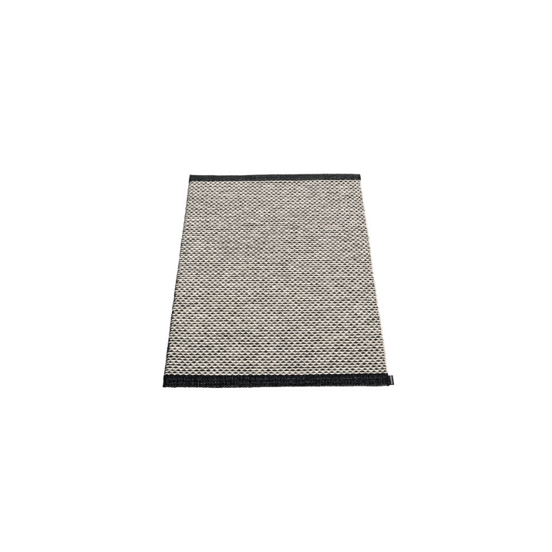 EFFI, Black / Warm Grey / Vanillla (2' x 2.75')