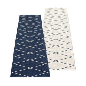 MAX Runner, Dark Blue / Vanilla (2.25' x 10.5')