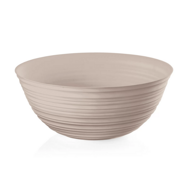 XL BOWL 'TIERRA', Taupe