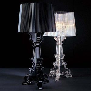Bourgie Table Lamp, Black