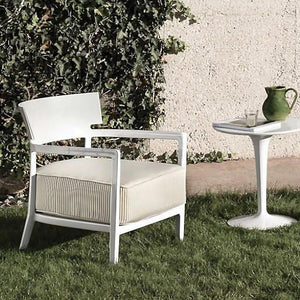 Cara Chair, Ivory/Fancy White-Beige