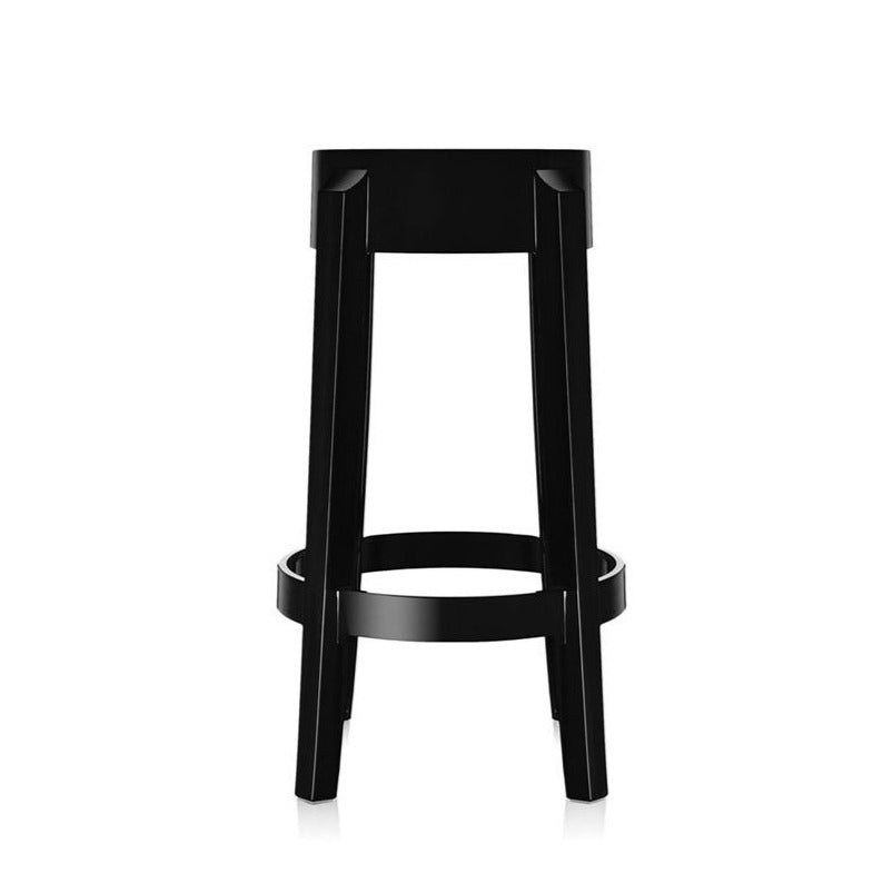 Charles Counter Stool, Black