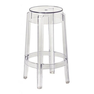 Charles Counter Stool, Crystal
