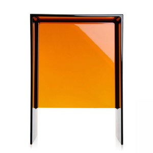 Max Beam Side Table, Amber