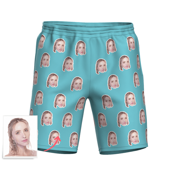 Turquoise Beach Shorts