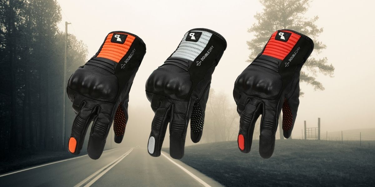 Bikeratti winter and waterproof riding gloves now available at Riderz Planet.