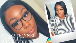 "Sensationnel ""Janelle"" What Lace Wig"