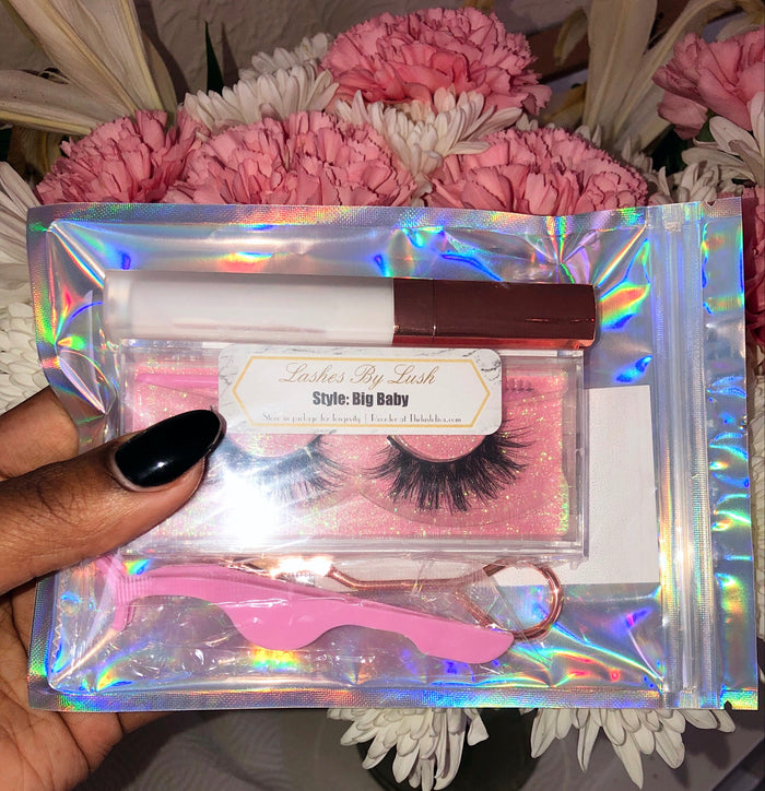 LashedAF Double Lash Kit