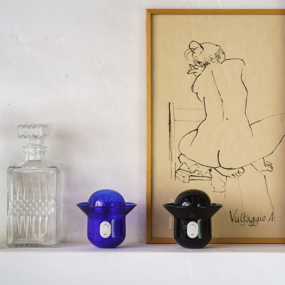 Load image into Gallery viewer, Calabrun Mistral Noir, Candle