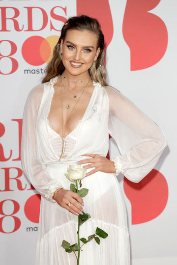 DOWER & HALL JEWELLERY ON THE BRITS 2018 RED CARPET