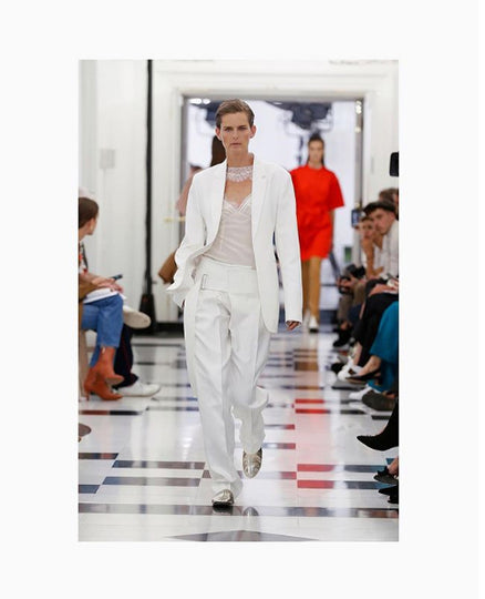 London Fashion Week – The Trends For Spring/Summer 2018