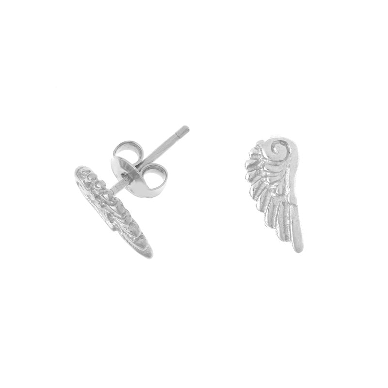 Baby Angel Wing Studs