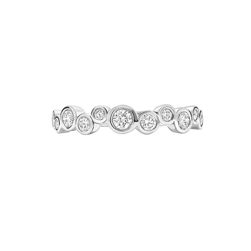 Diamond Cascade Ring - 0.50CT