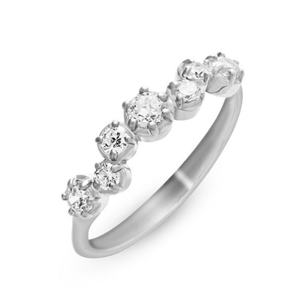 Diamond Stargazer Ring - 0.46CT