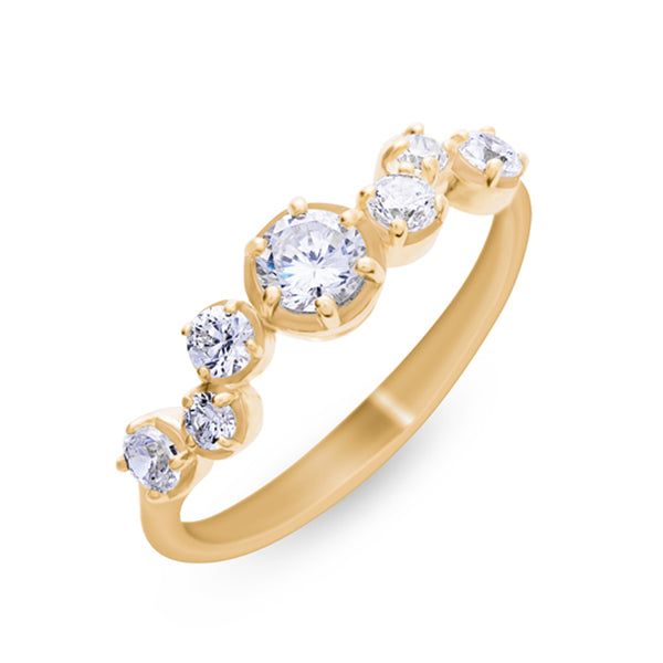 Diamond Stargazer Ring - 0.66CT
