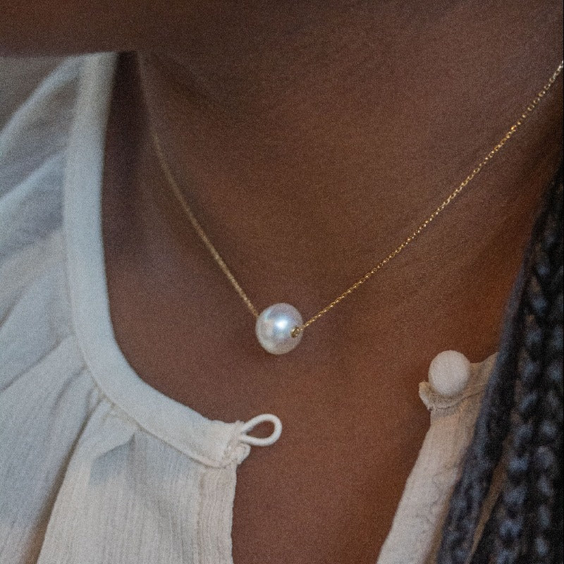 Small South Sea Pearl Pendant