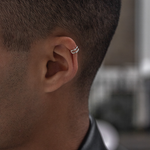 Men's Double Bar Nomad Ear Cuff