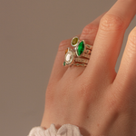 Envy Twinkle Ring Stack