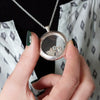 Large Cherish Locket