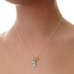 Memento 'Always Close To My Heart' Trio Pendant