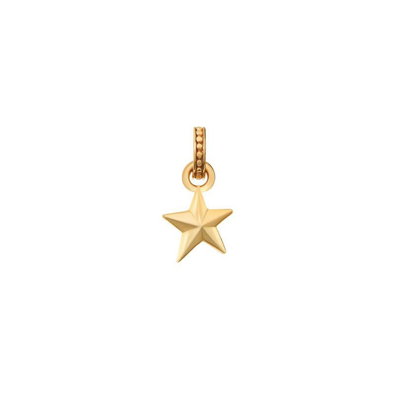 Tiny Radiant Star Charm