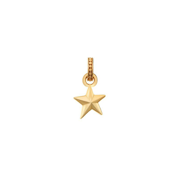 Tiny Radiant Star Story Charm