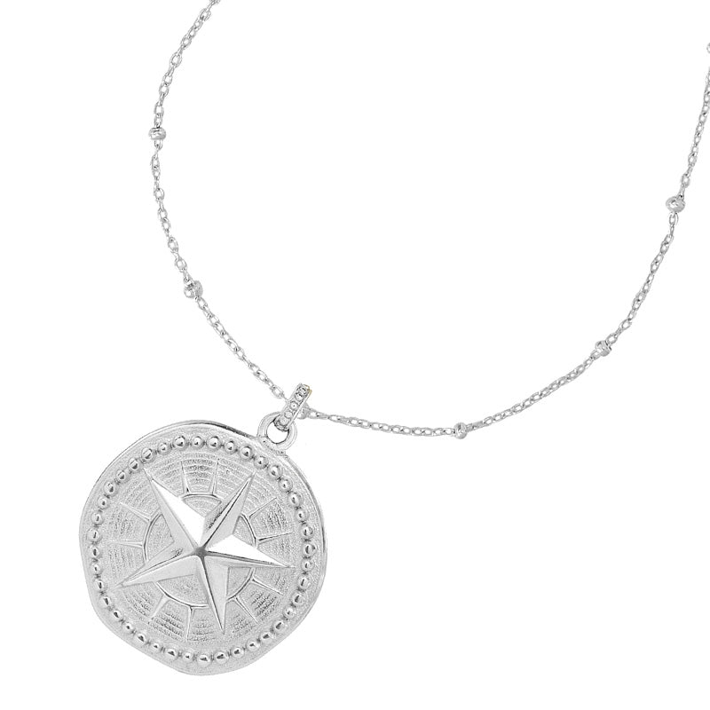 Large Radiant Star Necklace