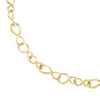 Waterfall Twisted Link Necklace