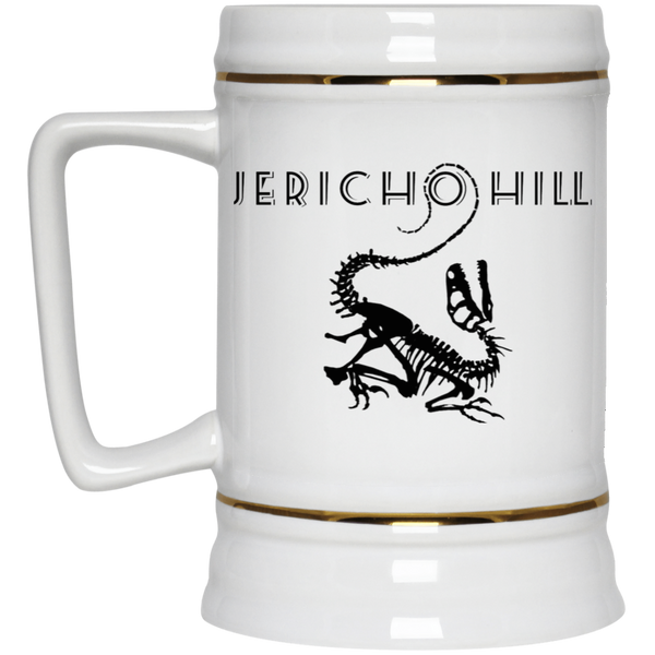 Jericho Hill Beer Stein 22oz.