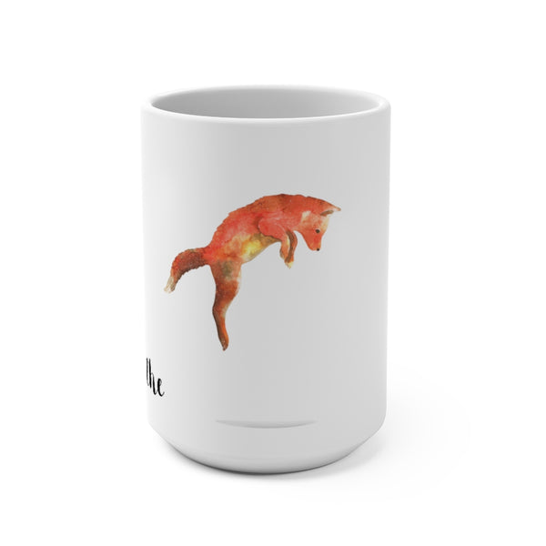 What the Flying Fox Mug 15oz