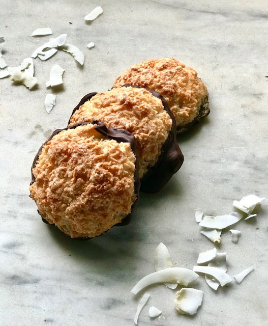 The Ultimate Coconut Macaroon