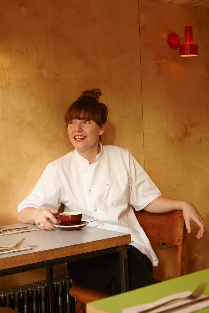 A quiet revolution: in conversation with chef Rosie Healey.