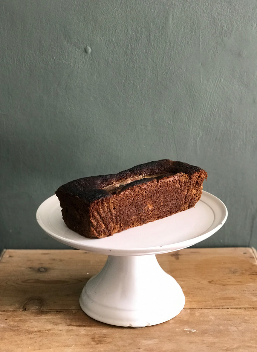 Coconut Sugar Banana Bread