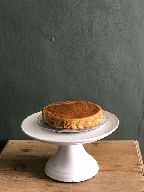 Hazelnut and Orange Breakfast Torte