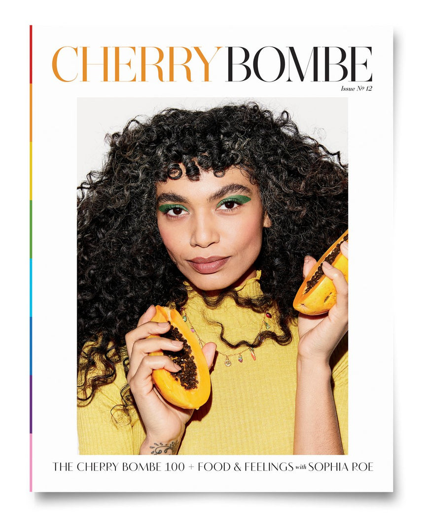 Cherry Bombe Issue 12: Eat The Rainbow