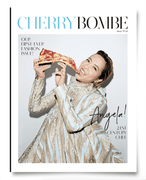 Cherry Bombe Issue 14: Fashion Plate