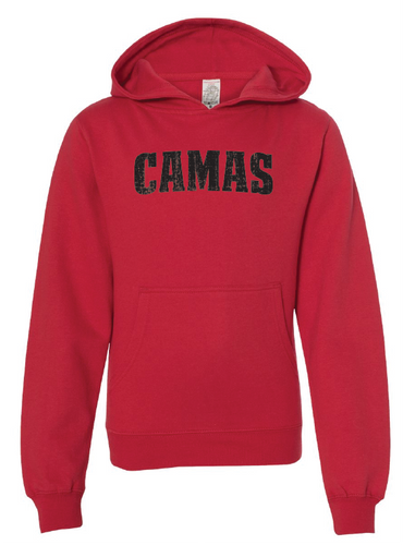 Youth Camas Crackle Hoodie