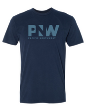 Load image into Gallery viewer, PNW Sueded Cotton Tee