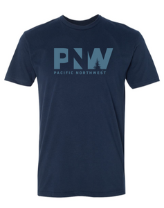 PNW Sueded Cotton Tee