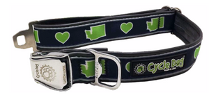 Washington Love Dog Collar