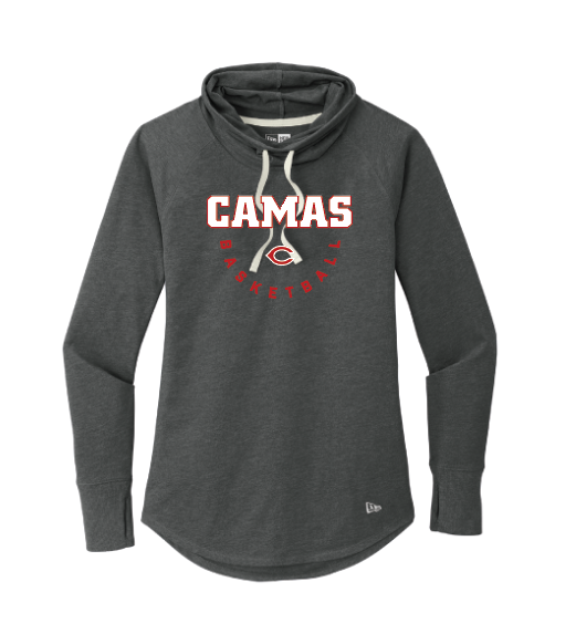 Camas Basketball Women's Cowl Tee
