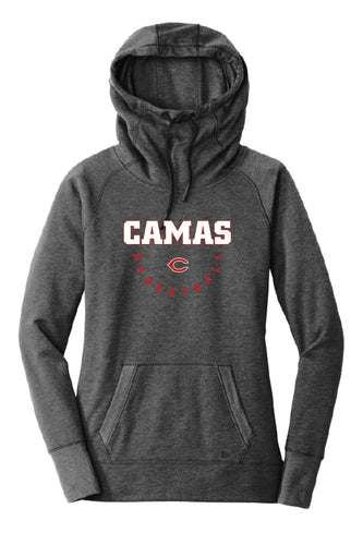 Camas Basketball Tri-Blend Hoodie (Women's)