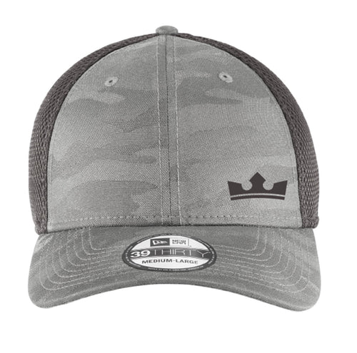 Crown Camo Hat