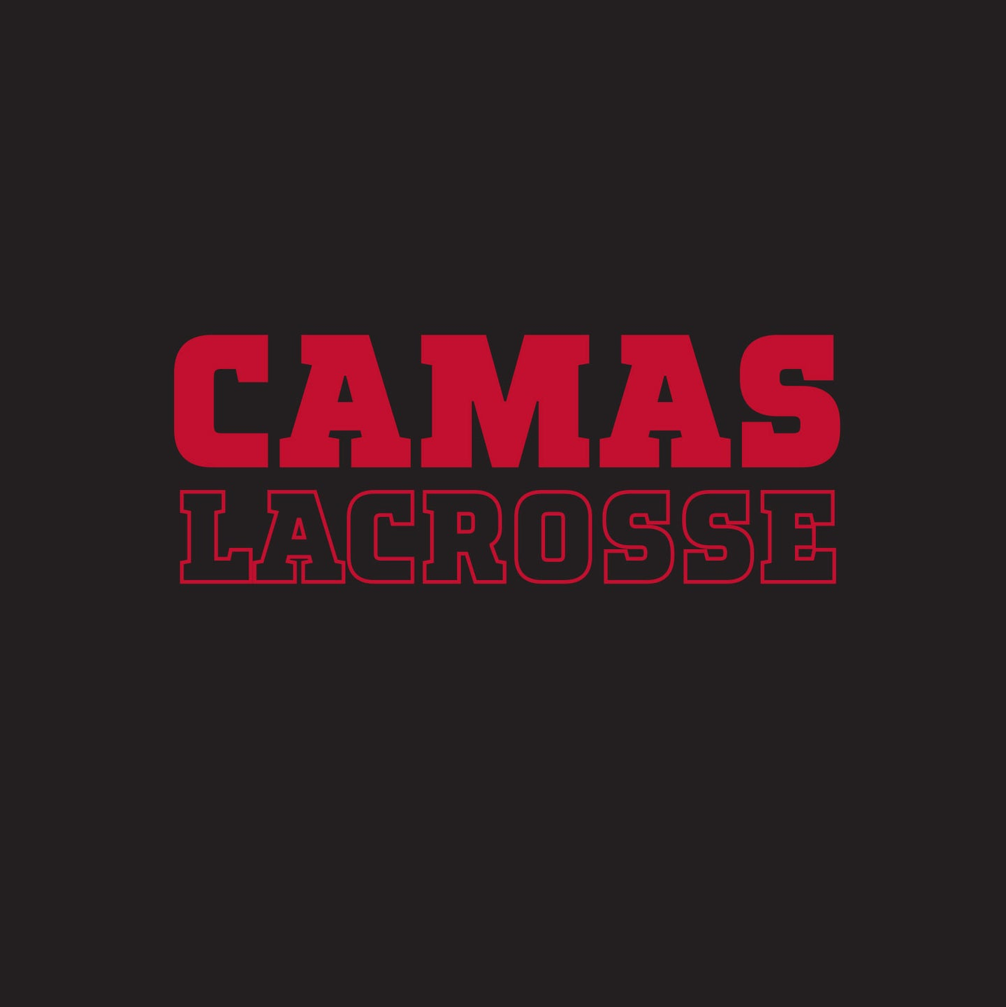 Camas Lacrosse Youth Dri-Fit Tee
