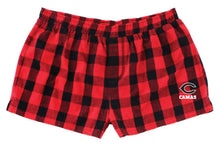 Load image into Gallery viewer, Women's Camas C Flannel Shorts